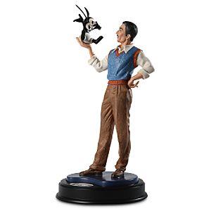 Walt and Oswald statue