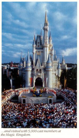 Cinderella's Castle, 1984