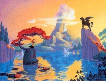 Fantasia Gardens, Beastly Kingdom