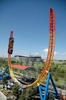 Half-Pipe Coaster