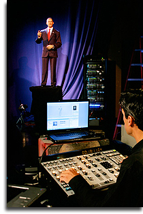 Imagineer John Cutry programs animatronic Barack Obama (web)