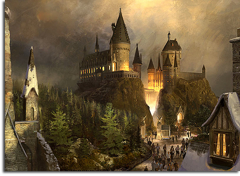 Hogwarts Castle, The Wizarding World of Harry Potter