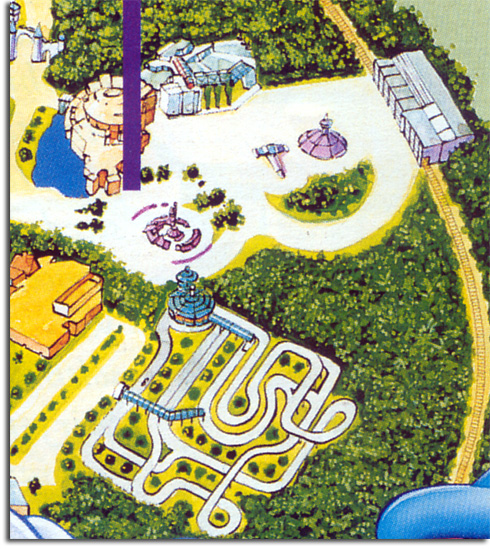 Euro Disneyland's Tomorrowland, 1994