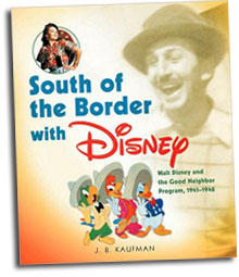 South the Border with Disney