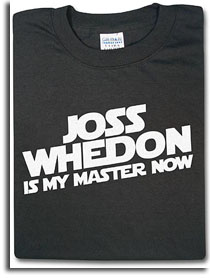 Joss Whedon is my Master now