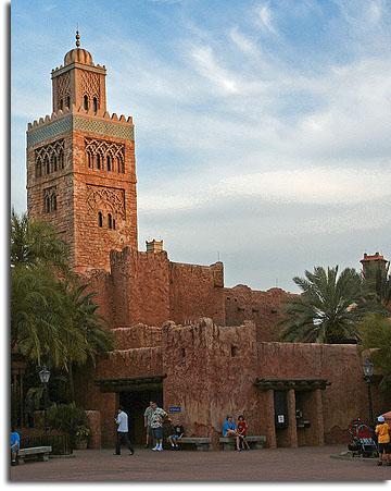 Morocco pavilion, EPCOT