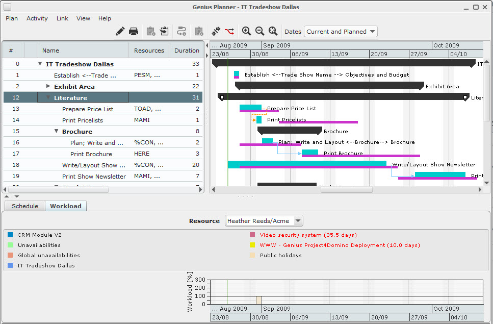 genius project software review overview � features � pricing
