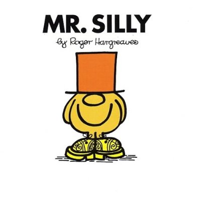 "Technically, these are called ""Mr. Men,"" but we need a little levity here."