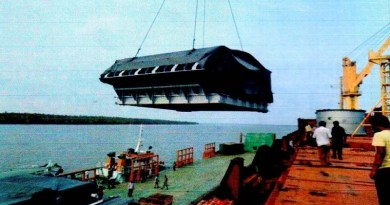Tricom in Bangladesh are Committed to Project Cargo Activities