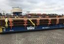 Europe Cargo Ship 1,100tn of Steel Plates to Hamad Port