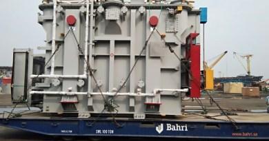 Express Global Logistics, India handles two 125 MVA Transformers at Mumbai Port