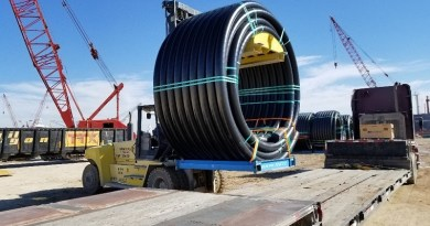Anker & LEMAN with Another Shipment of Pipes Coils