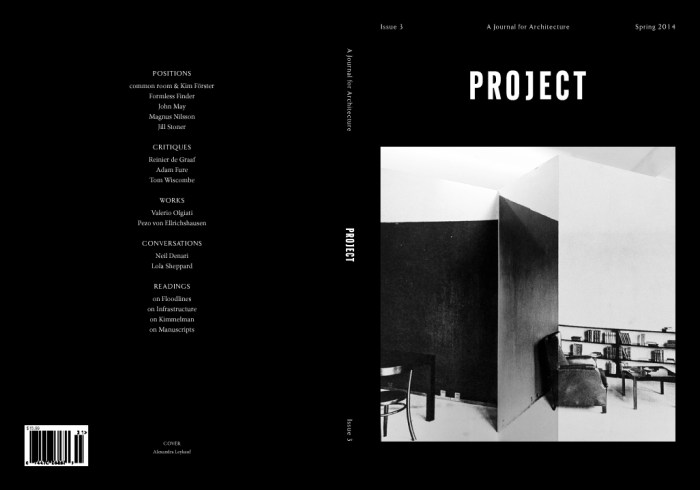 140313_PROJECT_Issue 3 Cover_sm