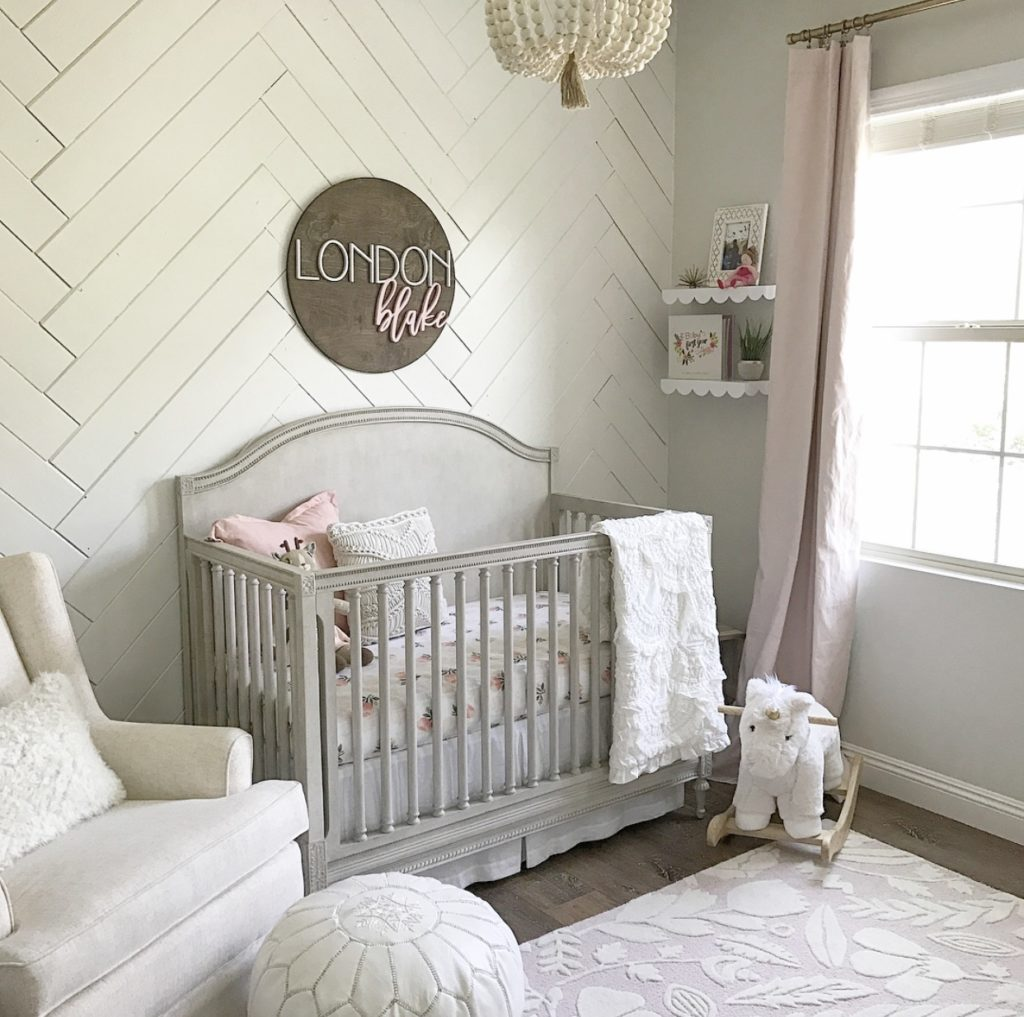 Fullsize Of Baby Girl Nursery