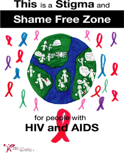 This is a Stigma and Shame Free Zone