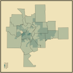19. Median Income in St. Louis-St. Charles-Farmington, MO-IL