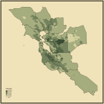 5. Median Household Income in San Jose-San Francisco-Oakland, CA