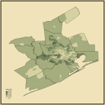 9. Median Household Income in Houston-The Woodlands, TX