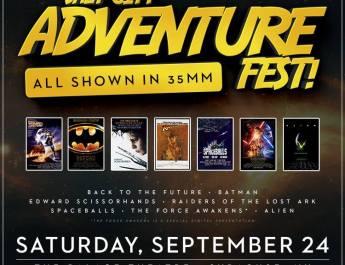 Salt City Adventure Film Fest – Palace Theatre Syracuse NY September 24th