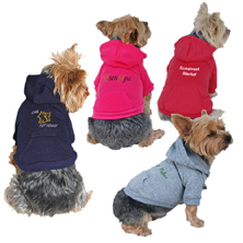 Pet Products with Logos