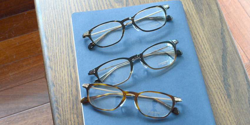 "OLIVER PEOPLES ""HADLEY""(ハドレー)"