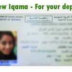 Issue New FAMILY IQAMA for your dependents
