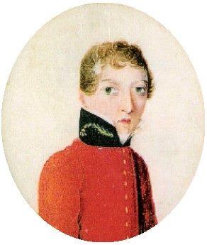 Un ritratto di James Barry nel 1813, autore ignoto