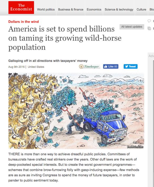 PM Economist Billions Spin Article