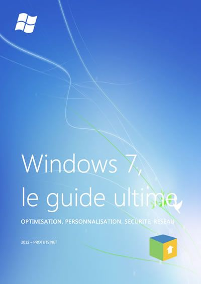 Windows 7, le guide ultime (page de garde)