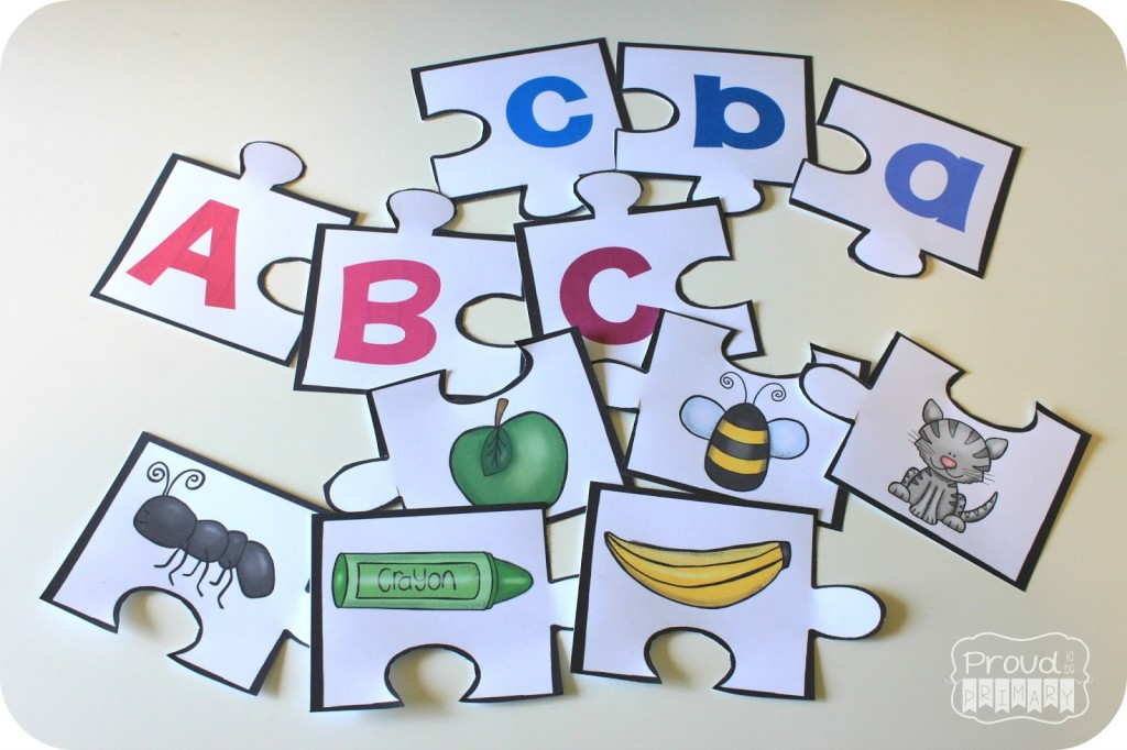Learning our letters proud to be primary - Putting together stylish kitchen abcs ...