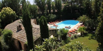 Hotel Les Agassin Luxury Avignon outskirts