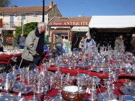 International Antiques Fair L'Isle Sur La Sorgue 18 to 21 April