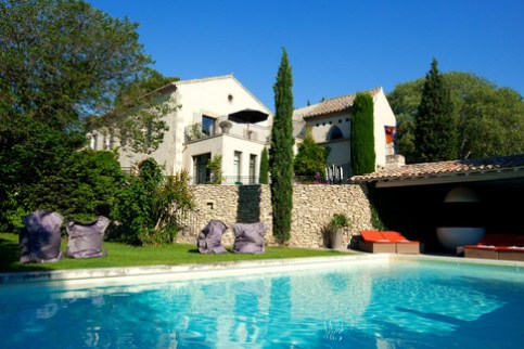 Mas de L'Amarine Saint Remy Luxury - Contemporary styling