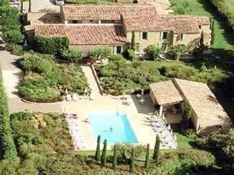 Hotel Mas de La Senacole Gordes north Luberon Provence3
