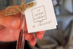 Provence Ventoux Saffron