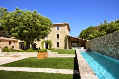Provence Villa Rental Cabrieres D'Avignon7