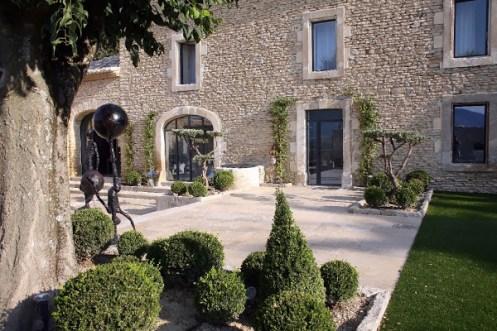 Provence Villa Rental Cabrieres D'Avignon9