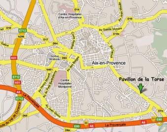 Pavillon de La Torse Aix en Provence Hotel 9