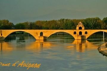 Pont D'Avignon Provence Guru