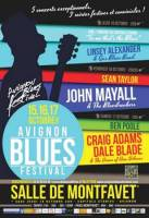 Avignon Blues Festival 7-14 October