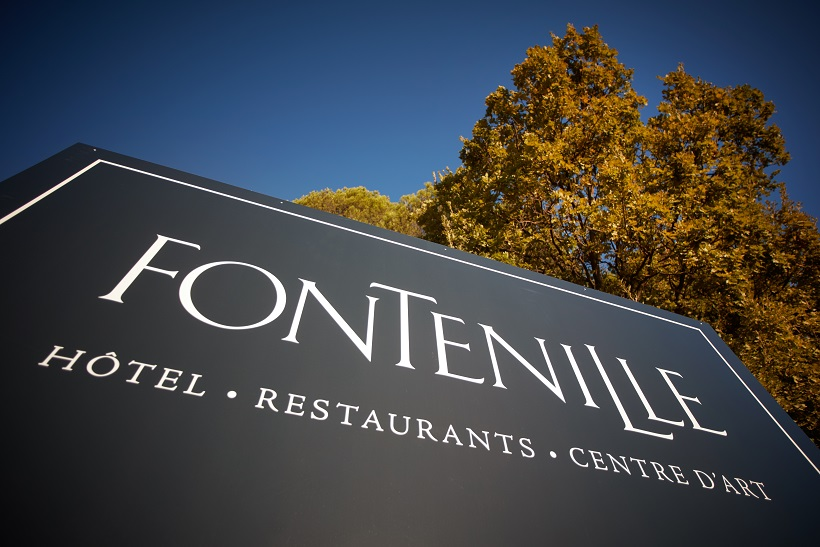 Domaine de fontenille luberon luxury hotel - Domaine de fontenille lauris ...
