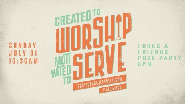 worship serve 2016 details jc