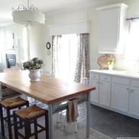 Love Your Kitchen Series- Adding Wood Trim