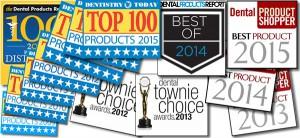 Perio Tray Top Product Awards