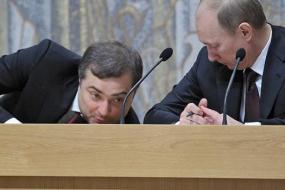 """У травні Сурков приїде на Донбас """"ділити"""" 17 мільйонів доларів з Кремля"""