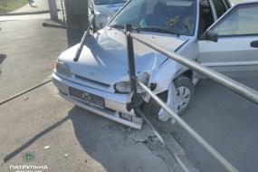 П'яниця вчинив аварію у Тернополі