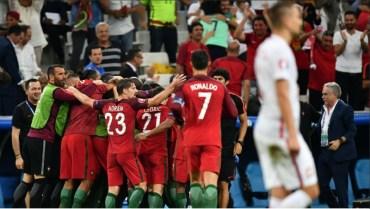 Польща програла Португалії чвертьфінал у серії пенальті