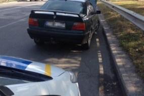У Тернополі патрульні зупинили водія, який вчинив 94 правопорушення