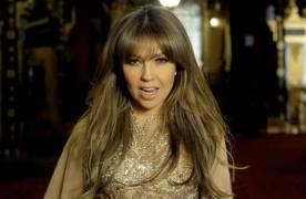"""Presenta Thalía su disco""""Latina"""""""