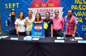 Sexta Carrera Tratados de Córdoba en apoyo a DIF, Fondo Córdoba y Fundación Cíhuatl